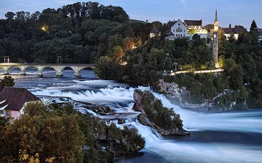 Rheinfall © Comet Photoshopping GmbH, Paul Gsell
